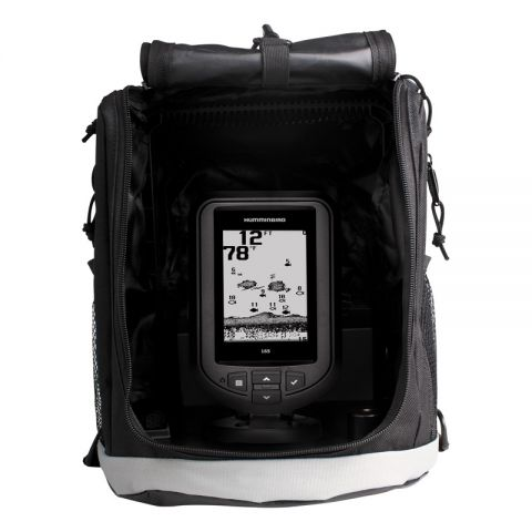 Humminbird  PiranaHamax 165X Portable 102106 BLA