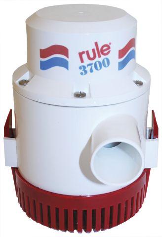 Rule 1000 Bilge Pump - Square Base