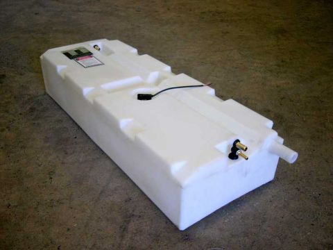 Marine Fuel tanks Petrol or Diesel 95 Lt