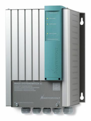 Mastervolt MASS Systemswitch AC 230v 6kW 111248