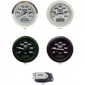 Marine Gauges Veethree Instruments GPS Speedometer