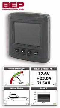 BEP DC Digital Monitor System