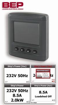 BEP AC Digital Monitoring System