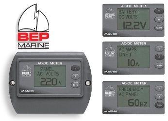 Contour Matrix AC-DC Meter