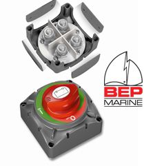 BEP Double Pole Battery Switch - 400amp