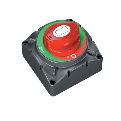 Contour H/D Battery Master Switch