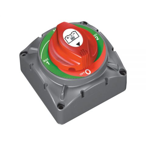BEP Four 4 Position Battery Switch