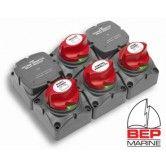 BEP Battery Cluster & VSR (2 eng. 3 bat.) Inboard-Outboard