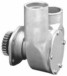 Jabsco pumps 12600-0001 Cummins V903 VT903