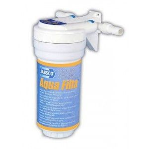 Jabsco Aqua Filta drinking water filter J21-130  59000-1000  j21-131 59100-0000