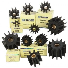 DJ pump Impellers 132812 132814 132816