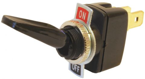 Switch - Toggle With On / Off Sign