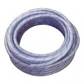 Reinforced Hose clear food hose (air/food/water).