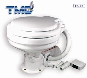 Boat marine toilets 12v24v Electric Toilet Small/Large bowl