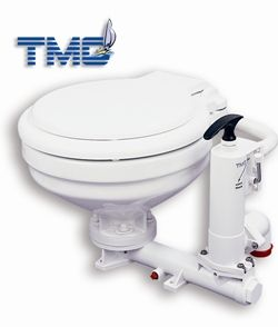 Boat toilets Small Bowl Manual Toilet 139110 TMC