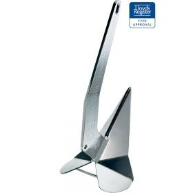 Lewmar Anchor DTX Stainless Steel