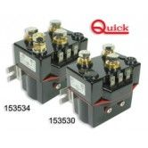 Quick Winch Solenoids Series Wound 12V 150  amp 500 amp
