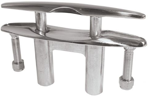 Flush Pull-Up Cleats Stainless Steel