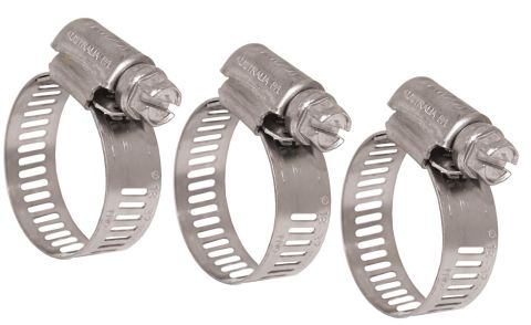 Standard Stainless Clamps