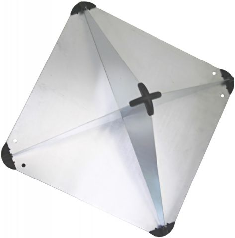 Fold - Down  Radar  Reflectors