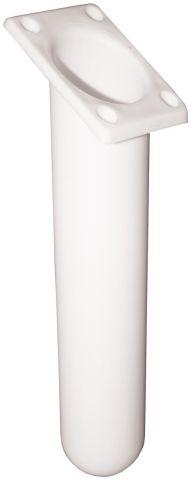 Rod  Holder  -  Narrow  Plastic  -  Angled  Shaft