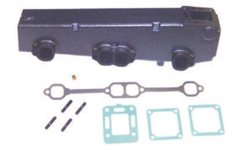 Marine manifolds suit Mercruiser small blocks with end riser 18-1951-1 18-1950-1