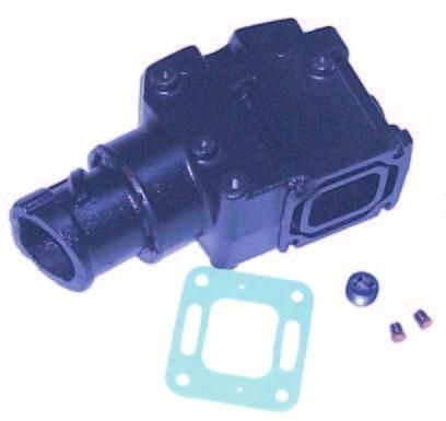 Sierra Boat marine Riser suit most Mercruiser V6 & V8 applications  replaces 44354a3 18-1976-2