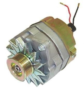 Marine Alternators 68 Amp w/fan replaces mando, motorola, delco 18-5945