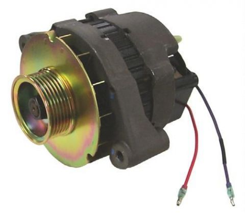 Marine Alternators 65 Amp replaces 807653T 18-5960