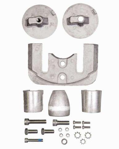 Sierra parts Anodes Alpha and Bravo 1+2+111