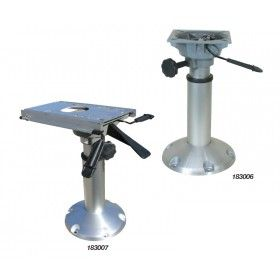 Boat seat Gas Pedestals  with swivel seat mount or Slide