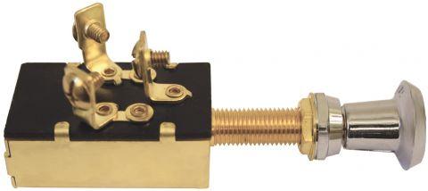Switch - Brass 3 Position