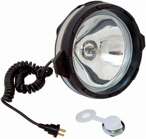 Rubber  Cased  Spotlight  -  100 Watt