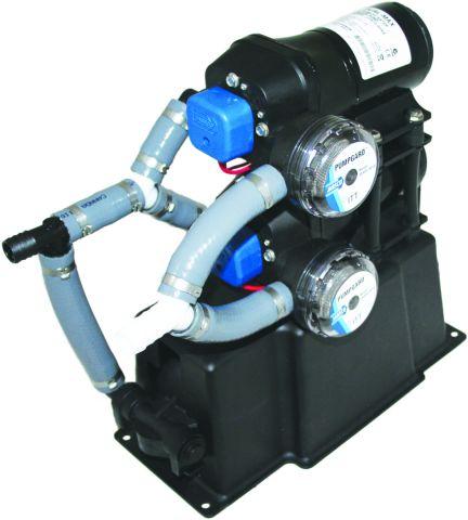 28  Litre  Dual-Max 7.5  Freshwater  Pressure  System-J20-128