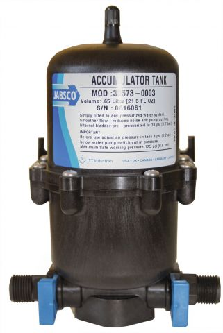 Jabsco  Accumulator  Tanks-J21-103
