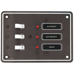 AAA Magnetic Overload Switch Panels circuit breakers