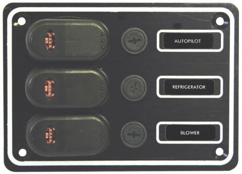 Weatherproof Switch Panels