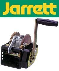 Winch 5:1 brake - No cable