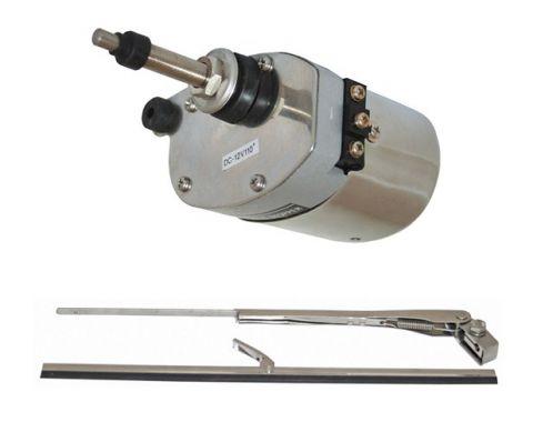 Marine 12 Volt Wiper Motor assy rwb215