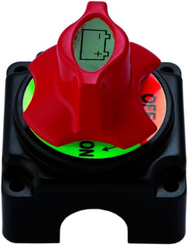 Battery Selector Switch - Heavy Duty - Very Compact