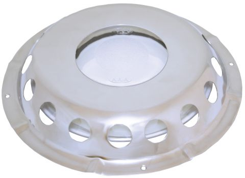 Stainless Clearview Vent