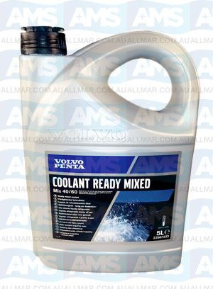 Volvo Coolant Green VG22567233 or yellow VG22567314