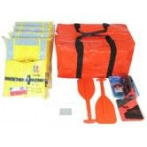 Marine safety kits