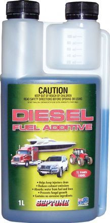 Diesel Fuel Treatment Septone One Five and Twenty litre