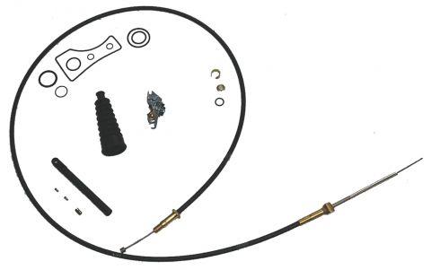 Sierra parts Mercruiser shift cable kit  18-2604  18-2604E