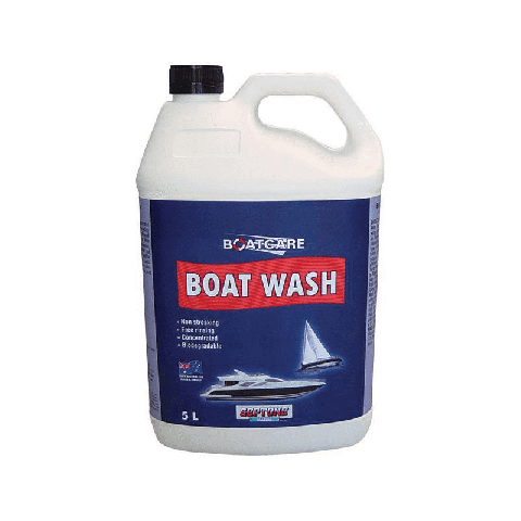 Septone Inflatable Boat Wash Cleaner 5L