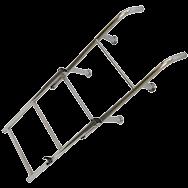MANTA Open Top STD Style ladder 4 rung