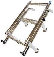 MANTA Open Top Compact ladder 4 rung