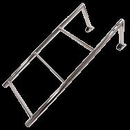 MANTA Powerboat ladder 3 rung