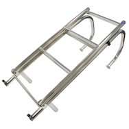MANTA Large deck mount ladders 6 rung 7 rung